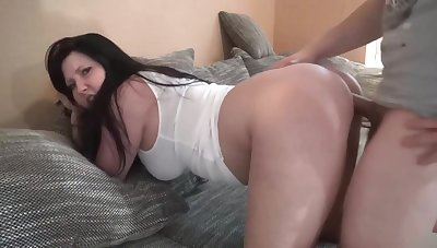 You Have About Fuck Me In A difficulty Ass - Cute German - Caro Cream